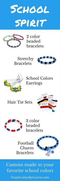 Spirit Wear you Choose the colors you want for your favorite Team