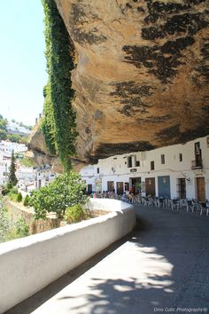 Setenil De las Bodegas ,Andalusie , Spain by Dino Cutic - Photo 116512673 - 500px