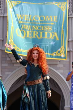 Merida dress... for Miss. LHS hopefull lol! :)