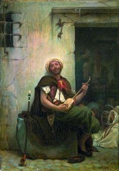View past auction results for Charles GuillaumeBrun on artnet Constantine peinture d Algérie enregistré par adel Hafsi