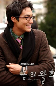 *SIGH* Men with glasses and suits! ♥ Daniel Henney from the drama: My Lovely Sam Soon