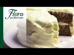 Carrot cake Carrot Cake, Carrots, Pie, Ice Cream, Pudding, Fruit, Desserts, Flora, Cakes