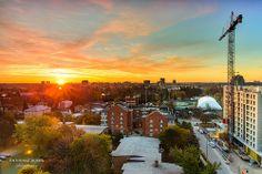 Waterloo Sunrise   Flickr - Photo Sharing!