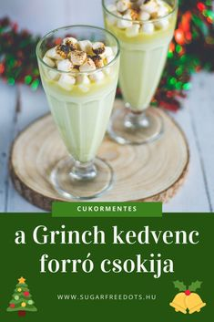 O Grinch, Matcha, Sugar Free, Advent, Pudding, Culture, Wine, Breakfast, Kitchen