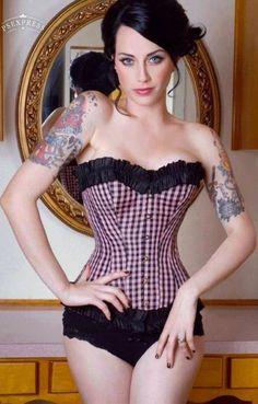 baf8a07b0 Model  Jayme Foxx Hair Makeup  Angel Jagger Wardrobe  Versatile Corsets a  little bit country