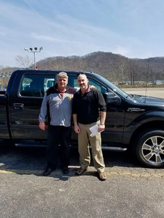 Johnny Dickens and the rest of the Turnpike Ford Team wish to thank Craig Welch for his business 😃👍