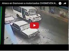 Atraco a motorizados en la entrada de Gramoven  http://www.facebook.com/pages/p/584631925064466