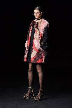 See the complete Just Cavalli Pre-Fall 2017 collection.