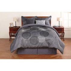 Hometrends Comforter Set Collection, Circles