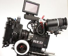 RED camera - Raven