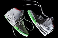 "Maybe my next basketball sneaker - NIKE ""AIR YEEZY 2″ – WOLF GREY/PURE PLATINUM"