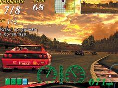 Ferrari F355 Challenge - (Arcade)