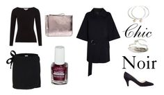 Chic Noir by chicgoddess88 on Polyvore featuring Beyond Skin
