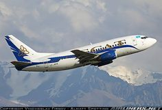 Boeing 737-548 aircraft picture