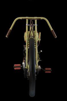 Harley Davidson Board Track 1916