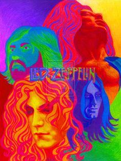 led zeppelin tribute  by ~beckhanson