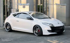Renault Megane RS with Corniche Sports Wheels picture - doc369140