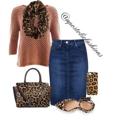 A fashion look from March 2016 featuring J.Crew flats, Michael Kors handbags and Uncommon tech accessories. Browse and shop related looks. Cute Fashion, Modest Fashion, Fashion Outfits, Feminine Fashion, Fall Fashion, Fashion Tips, Cute Casual Outfits, Modest Outfits, Skirt Outfits