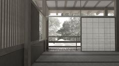 Kenzo Tange house 1953
