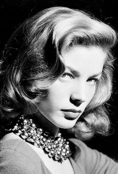 Lauren Bacall, c. 1940's