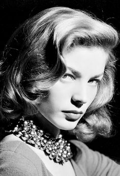 Lauren Bacall #actress #icons#celebrity#celebrity - Photography