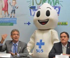 JORNAL CORREIO MS: Vacinação contra poliomielite  e sarampo começa no...