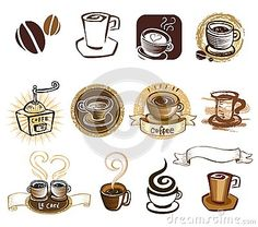 Coffee Bean Stamp Stock Photos, Images, & Pictures – (687 Images) - Page 2