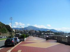 Boulevard #Nice #France #Europe on our #roadtrip #travel