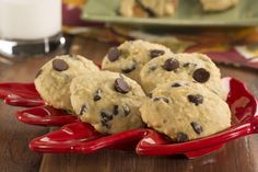 You'll feel like you've been transported to heaven when you bite into these pillowy-soft Chocolate Chip Cloud Cookies. Who knew that a low-carb cookie recipe could taste so light and airy?