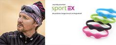 Joey Kelly präsentiert  sportEX > sportlicher Designschmuck mit Magnetkraft