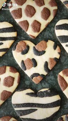 Cake Decorating Videos, Cake Decorating Techniques, Cookie Decorating, Cake Cookies, Cookies Et Biscuits, Cupcake Cakes, Cookie Recipes, Dessert Recipes, Delicious Desserts
