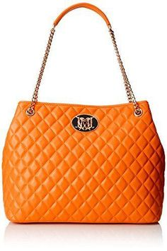 Love Moschino Quilted Chain Top Handle Bag