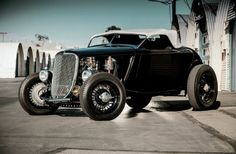 1933 Ford Roadster - Nostalgic '33