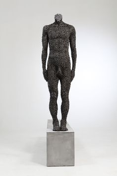 Seo Young Deok's Incredible Chain Sculptures | Yatzer