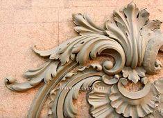 Декоративный резной декор из дерева, декоративные элементы для мебели - Ставрос