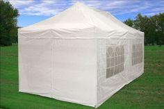 10x20 Pop up 6 Wall Canopy Party Tent Gazebo Ez White F Model - Upgraded Frame By DELTA Canopies DELTA Canopies http://www.amazon.com/dp/B005CDH1LQ/ref=cm_sw_r_pi_dp_AnIEub0B0STF7