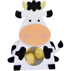 Silhouette Design Store - View Design #125846: cute cow box