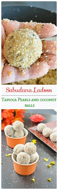 Ladoos prepared with pearls and dry This occasion do try out these yummy and delicious along with and Vrat Jeera Aloo. Happy to all Indian Desserts, Indian Sweets, Indian Snacks, Indian Dishes, Indian Food Recipes, Delicious Desserts, Dessert Recipes, Parfait Recipes, Recipes Dinner