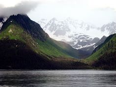 Alaska scenery    By Walks Across
