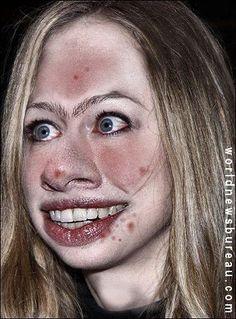 Chelsea Clinton  http://www.worldnewsbureau.com/2015/03/news-news-news.html