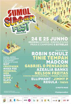Salto Alto: Resultado Passatempo Sumol Summer Fest