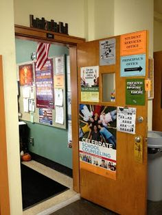School Counselor E Office Tour 2017 Above Door And Bulletin Board Jenny Lee Counseling Decor Ideas