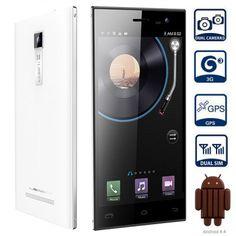Find The Best Smart Phone : LEAGOO Lead 1i- MTK6582 Quad Core 1.3GHz 1GB Ram 5...