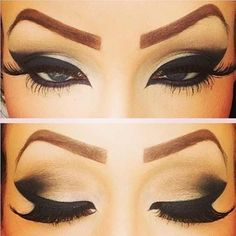 Her eyebrows are on point!