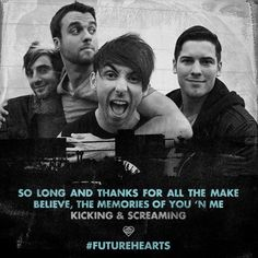 Kicking and Screaming- All Time Low Future Hearts