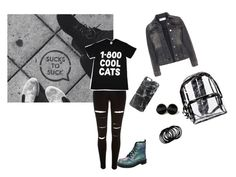 """untitled #13"" by whatsisface ❤ liked on Polyvore featuring art"