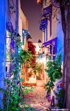 Sidi Bousaid - Tunisia