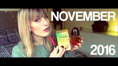 November 2016 | MICHELA ismyname ❤️