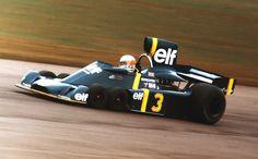 1976 Jody Scheckter, Tyrrell