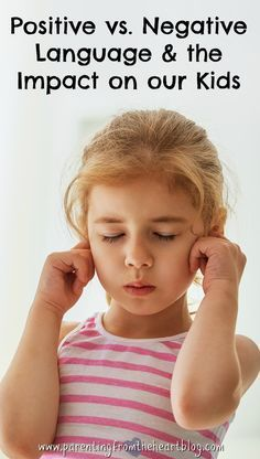 Negative language impacts children. Find more effective positive parenting alternatives to these phrases. These positive parenting strategies are perfect for parenting toddlers and preschoolers. Authoritarian parenting, attachment parenting, positive discipline